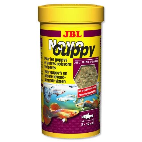 Alimento para peixes JBL Novo Guppy