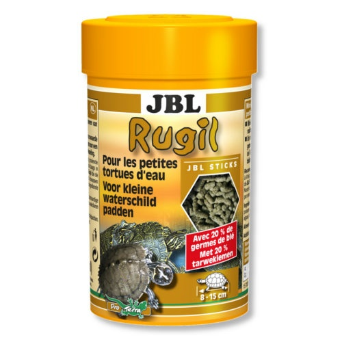 Alimento para tartarugas JBL Rugil