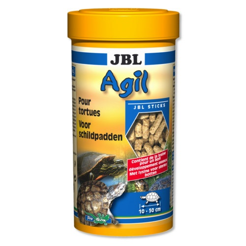 Alimento para tartarugas JBL Agil
