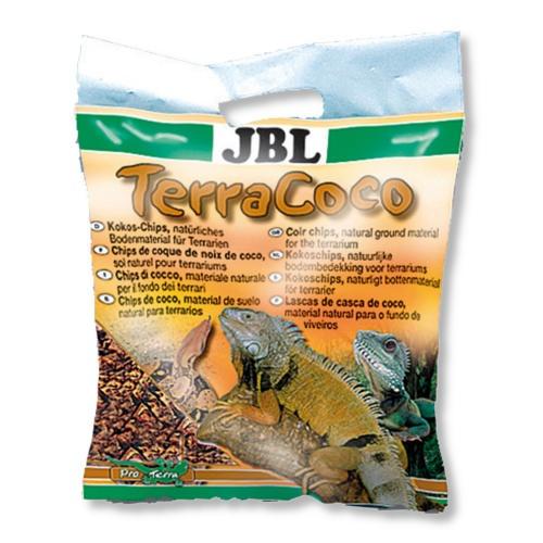 Substrato natural para terrários JBL TerraCoco