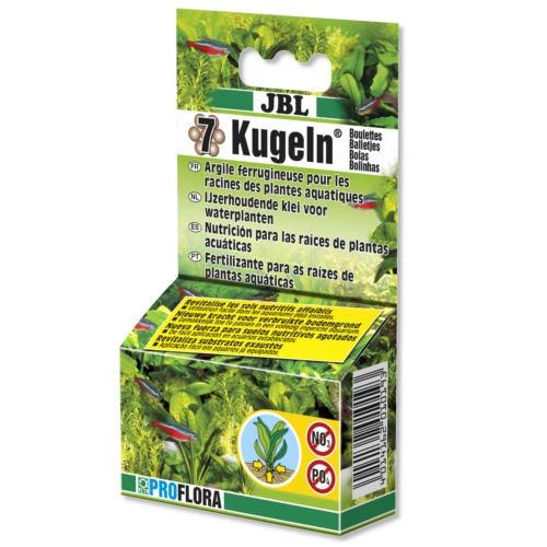 Fertilizante para plantas aquáticas JBL 7 Kugeln