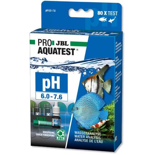 Teste de pH JBL