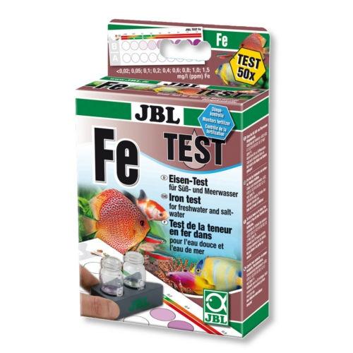Teste de ferro JBL Fe