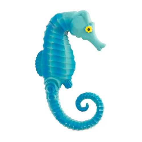 Brinquedo de látex TK-Pet Cavalo-marinho