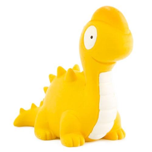Brinquedo de látex TK-Pet Dinossauro