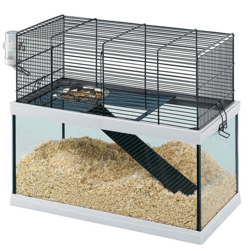 Gaiola para hamsters e gerbos Gabry
