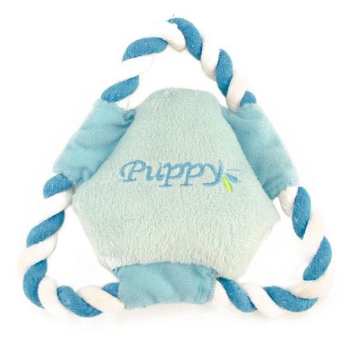 Frisbee com corda TK-Pet Puppy Frisbee