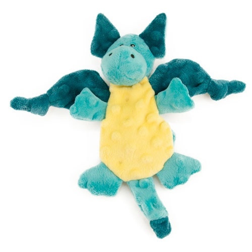 Dragão de peluche rangente TK-Pet Draco