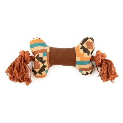 Osso com corda TK-Pet Aztec