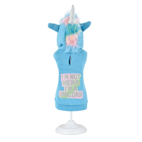 Camisola Crazy Unicorn com luzes led