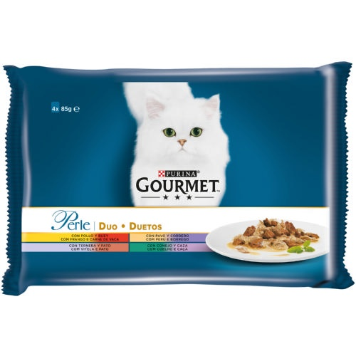 Pack Gourmet Perle Finas Lâminas Duo Carnes