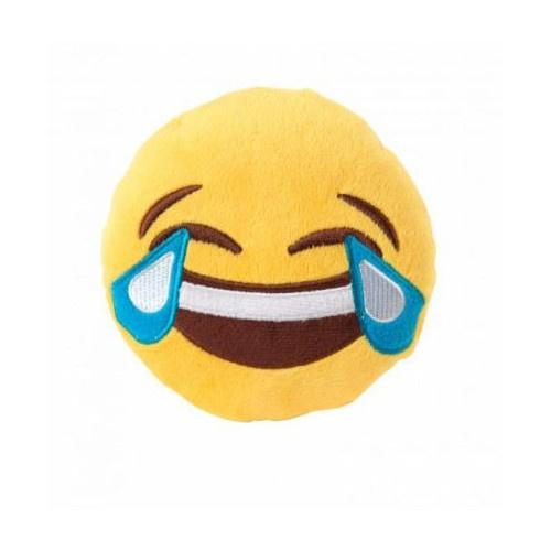 Peluche Emoji Bahaha para cães