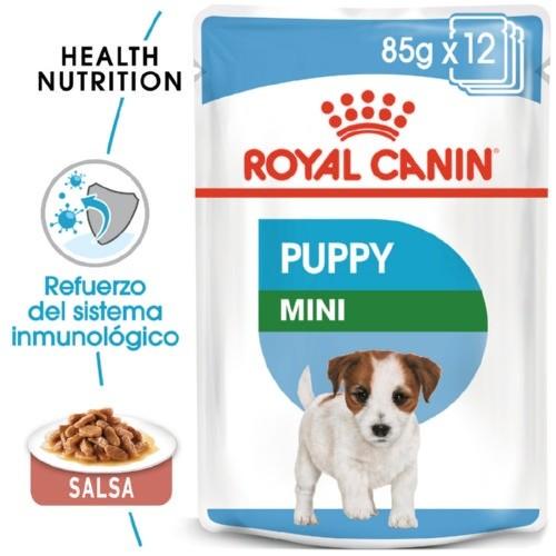 Comida húmida Royal Canin Puppy Mini