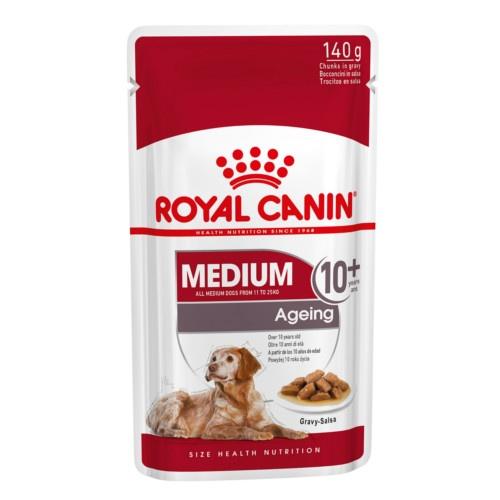 Comida húmida Royal Canin Medium Ageing 10