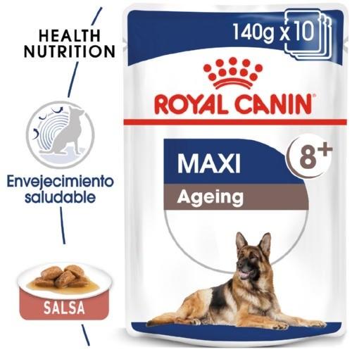 Comida húmida Royal Canin Maxi Ageing 8
