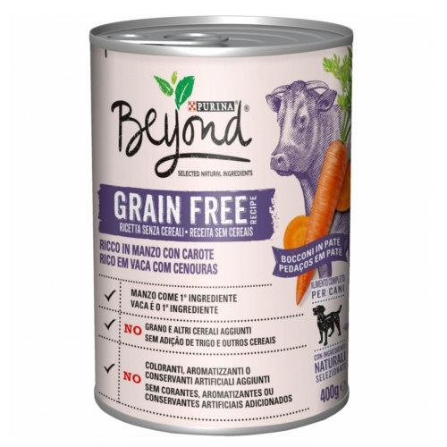 Purina Beyond Grain Free húmido Vaca