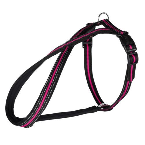 Peitoral para cães Confort Fusion cor-de-rosa
