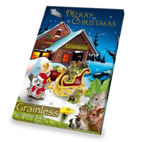 Calendário de Advento JR Farm para roedores