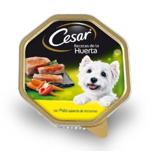 Terrina Cesar Horta Frango e verduras