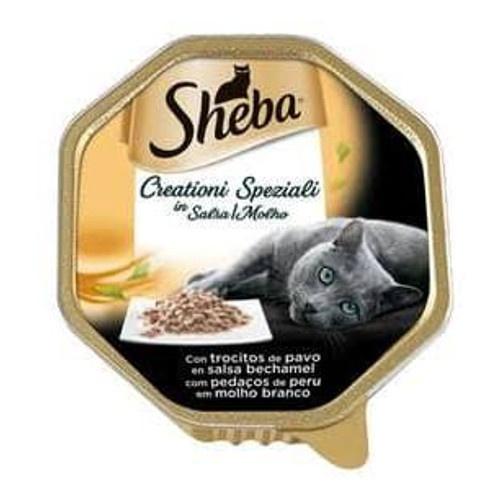 Sheba Creationi Speziali Peru com bechamel