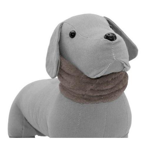 Cachecol para cães Mi&Dog creme