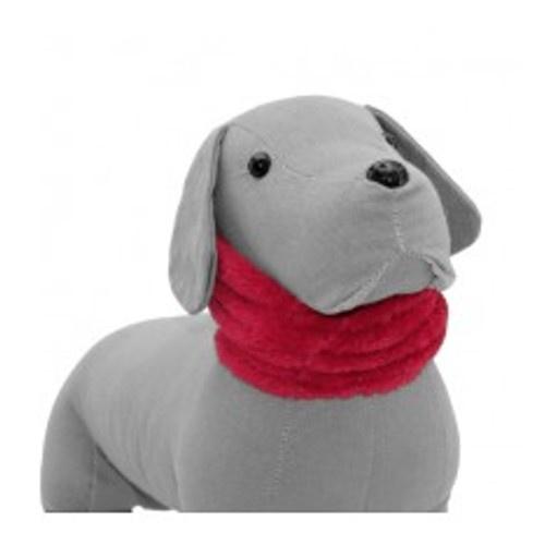 Cachecol para cães Mi&Dog vermelho