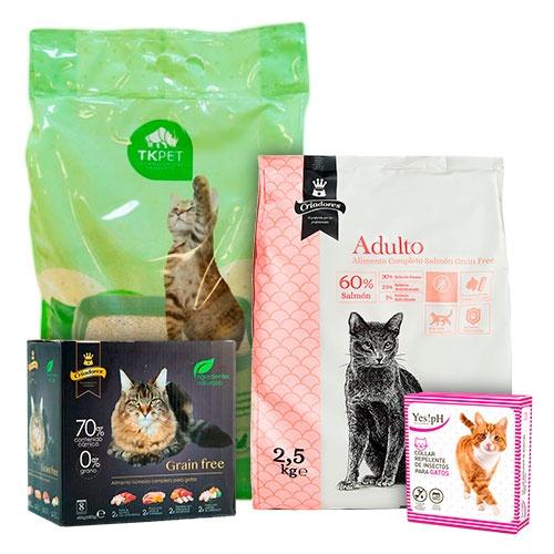 KITanimal grain free para gatos