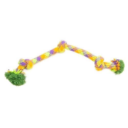 Brinquedo de corda TK-Pet três nós
