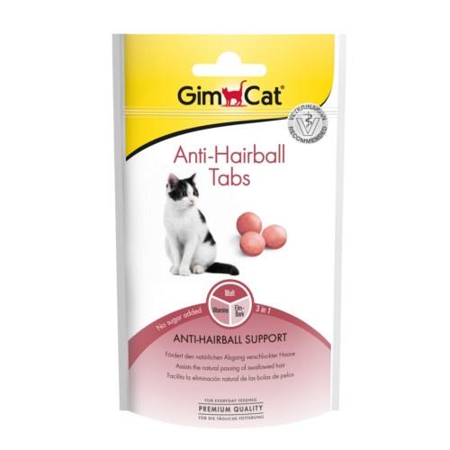 GimCat Anti-Hairball Tabs comprimidos de malte