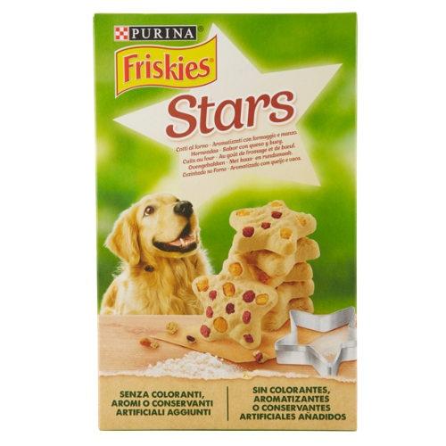 Biscoitos para cães Friskies Stars