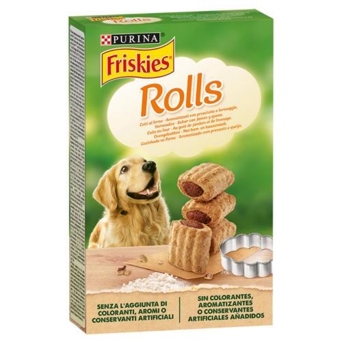 Biscoitos para cães Friskies Rolls
