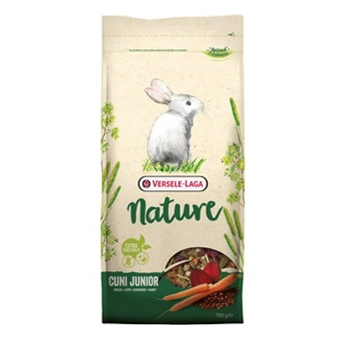 Versele-Laga Nature Cuni Junior para Coelhos