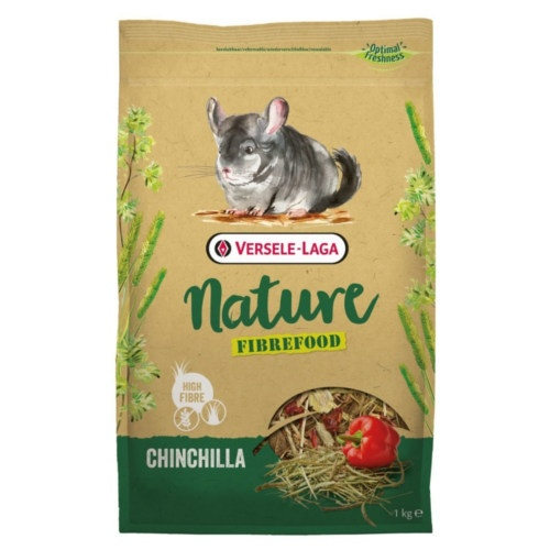 Versele-Laga Nature FibreFood para Chinchilas