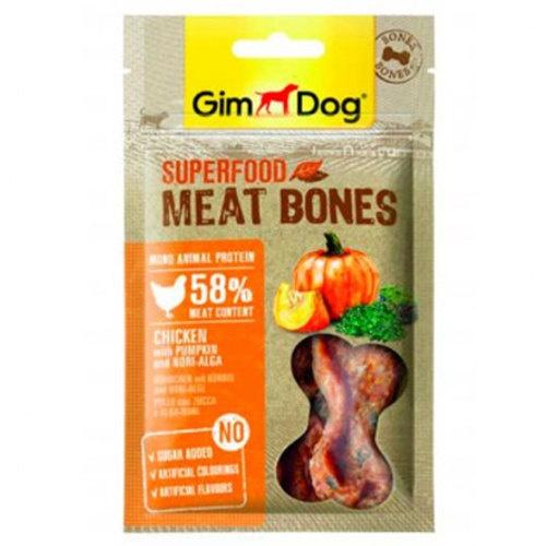 GimDog Bones Frango com abóbora e algas