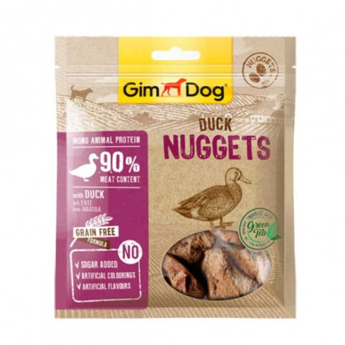 GimDog Nuggets com Pato