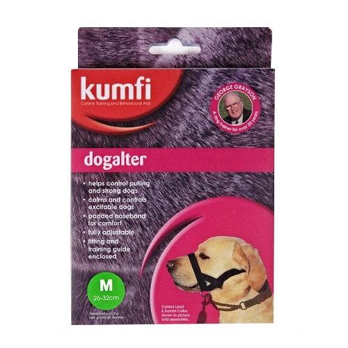 Coleira anti puxões Kumfi Dogalter para cães