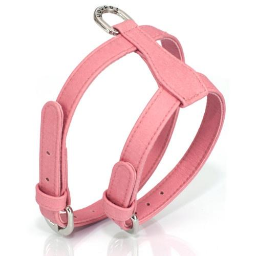 Peitoral Paris Basico cor-de-rosa