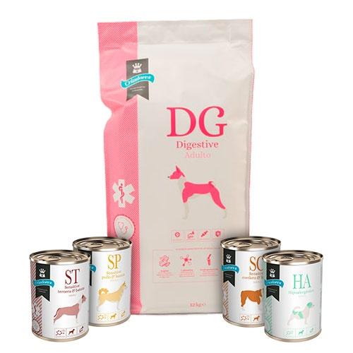 KitAnimal Criadores para cães com problemas digestivos