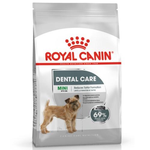 Ração Royal Canin Dental Care Mini para cães