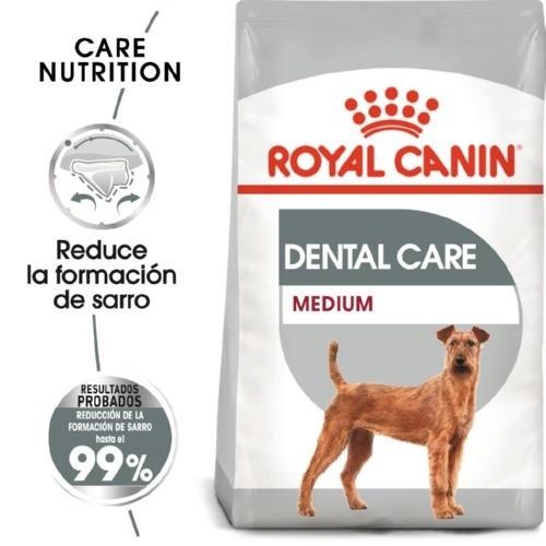 Ração Royal Canin Dental Care Medium cães