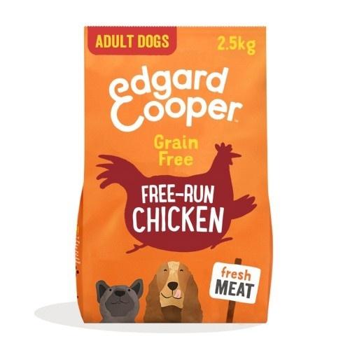 Ração Edgard & Cooper Frango fresco para cães