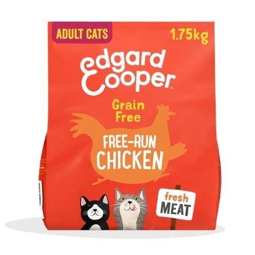 Ração Edgard & Cooper Frango Fresco para gatos