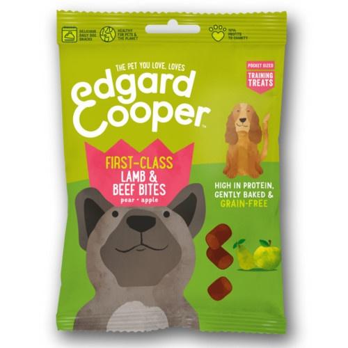Pedacinhos Edgard & Cooper Cordeiro e Bovino para cães