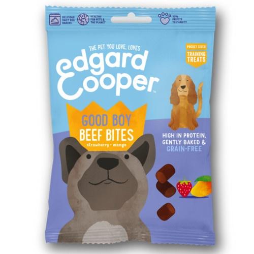 Pedacinhos Edgard & Cooper Bovino para cães