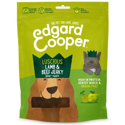 Snacks Edgard & Cooper Cordeiro e Bovino para cães