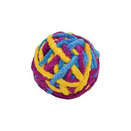 Bola de lã de cores para gatos