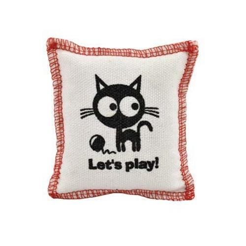 Saco de catnip para gatos