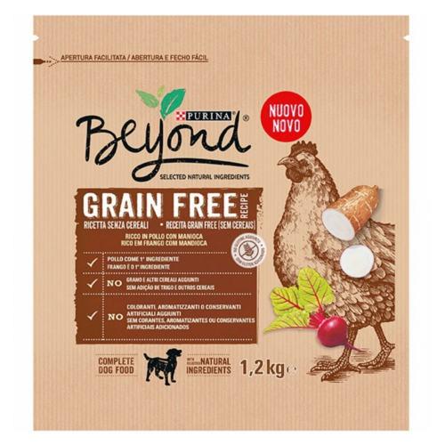 Ração Purina Beyond Grain Free frango