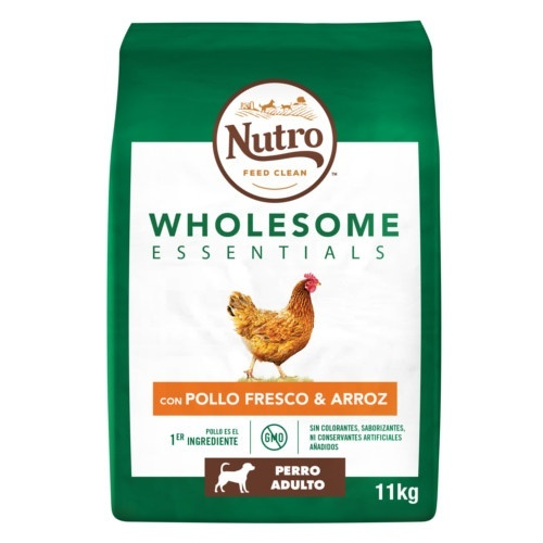 Nutro Wholesome Essentials Frango para cães médios