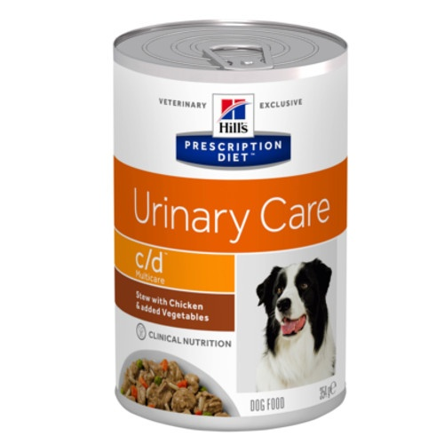 Hill's Urinary Care c/d Estufado para cães